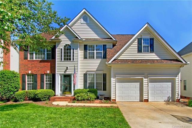 16820 Hampton Trace Road, Huntersville, NC 28078 (#3499792) :: Scarlett Real Estate