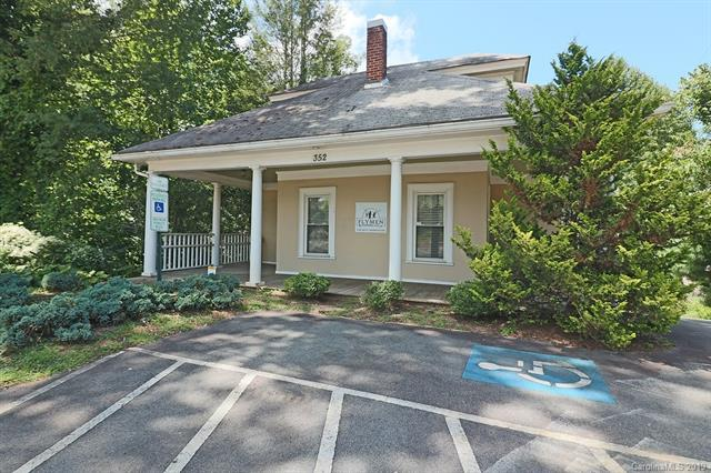 352 S Caldwell Street, Brevard, NC 28712 (#3499800) :: The Ramsey Group