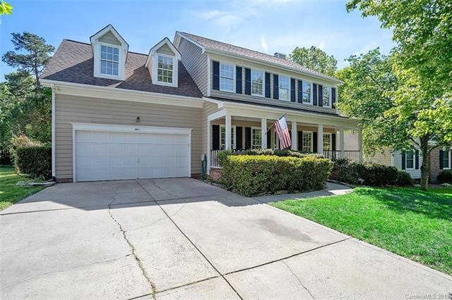 5611 Swanston Drive, Charlotte, NC 28269 (#3499840) :: The Ramsey Group