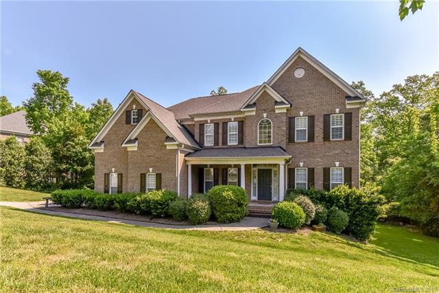 1131 Dobson Drive, Waxhaw, NC 28173 (#3499842) :: High Performance Real Estate Advisors