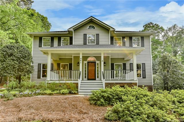 261 Pat Stough Lane, Davidson, NC 28036 (#3499897) :: High Performance Real Estate Advisors