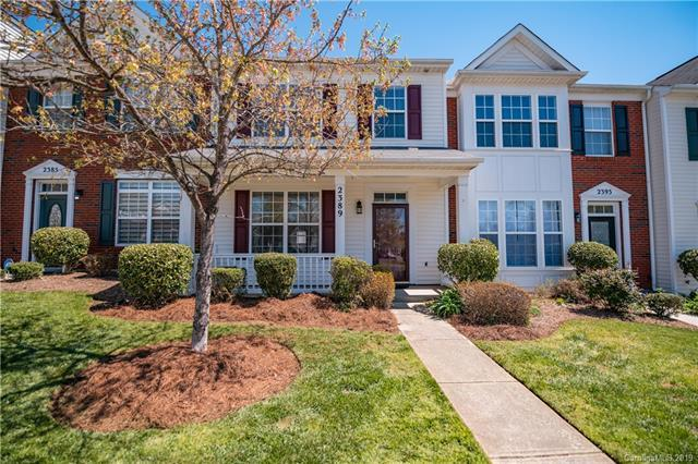 2389 Aston Mill Place, Charlotte, NC 28273 (#3499916) :: Stephen Cooley Real Estate Group
