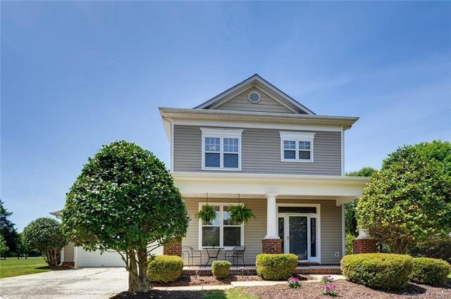 7626 Rolling Meadows Lane, Huntersville, NC 28078 (#3499918) :: The Ramsey Group