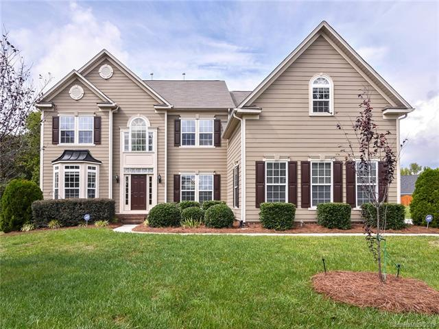 4542 Oconnell Street, Indian Trail, NC 28079 (#3499978) :: Charlotte Home Experts