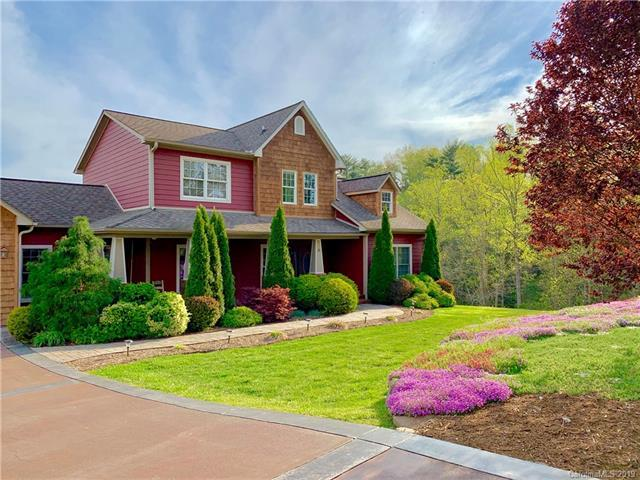 30 Territory Trail, Weaverville, NC 28787 (#3499987) :: Cloninger Properties