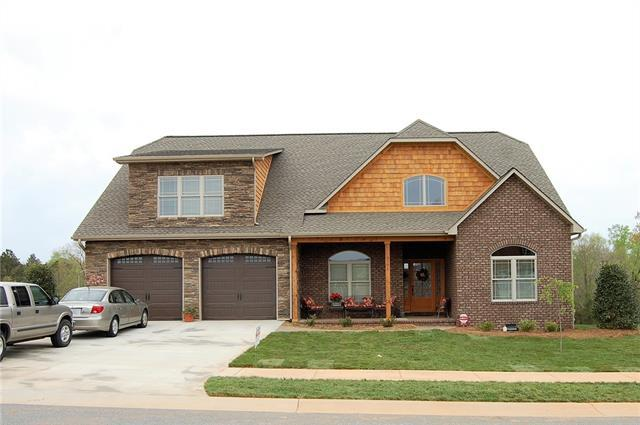 3771 9TH ST Drive NE, Hickory, NC 28601 (#3499990) :: High Performance Real Estate Advisors