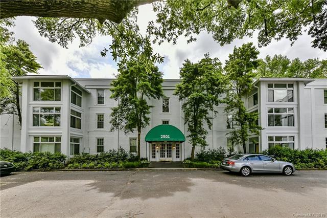 2501 Roswell Avenue #204, Charlotte, NC 28209 (#3500053) :: Keller Williams South Park