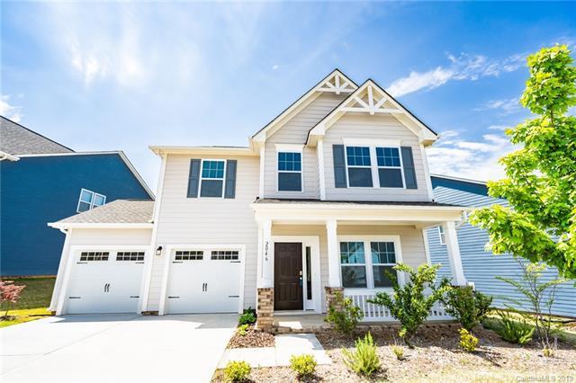 2046 Atwell Glen Lane, Pineville, NC 28134 (#3500062) :: High Performance Real Estate Advisors