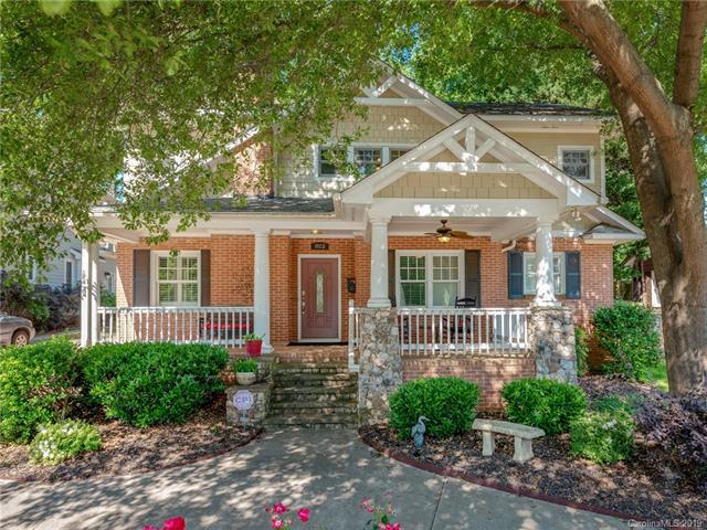 812 Mcdonald Avenue, Charlotte, NC 28203 (#3500083) :: Homes Charlotte