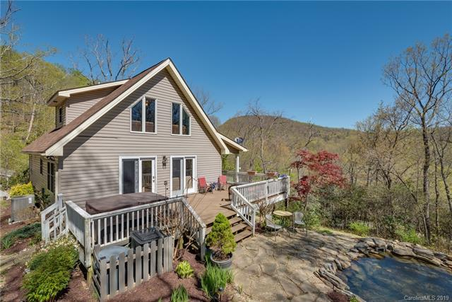 1654 Old Mill Road, Hendersonville, NC 28792 (#3500208) :: Francis Real Estate
