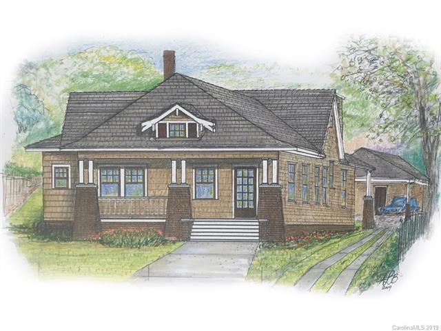 719 E Tremont Avenue, Charlotte, NC 28203 (#3500213) :: Besecker Homes Team