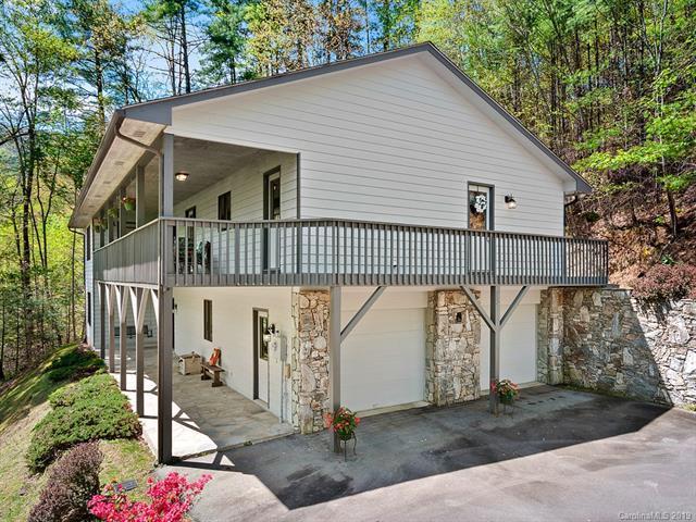 93 Pine Top Lane, Waynesville, NC 28785 (#3500285) :: Keller Williams Professionals