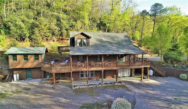 218 Cross Patch Drive, Bryson City, NC 28713 (#3500328) :: The Ramsey Group