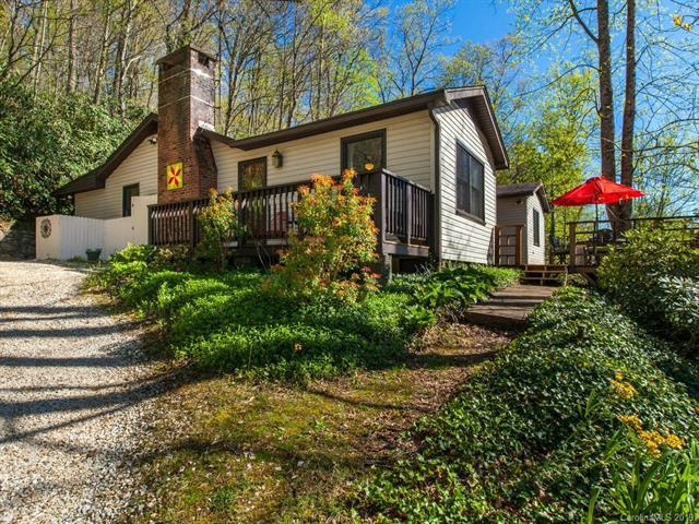 73 Rocky Fork Road, Fairview, NC 28730 (#3500330) :: Cloninger Properties