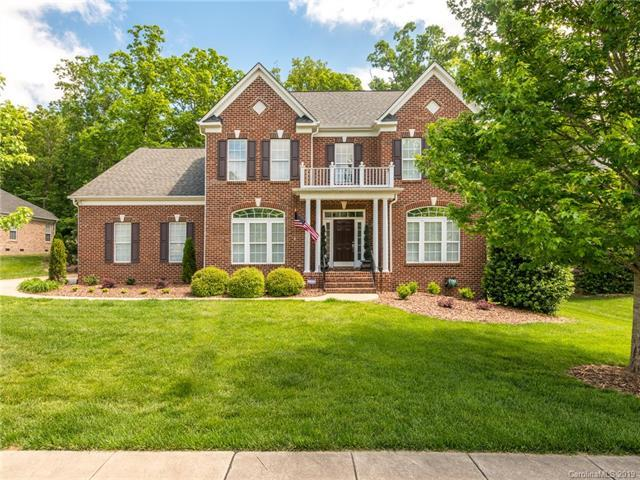 7310 Yellowhorn Trail, Waxhaw, NC 28173 (#3500352) :: MECA Realty, LLC