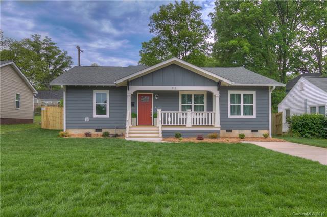 111 S Smallwood Place, Charlotte, NC 28208 (#3500361) :: Scarlett Real Estate