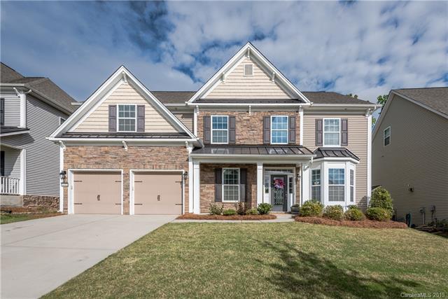 11001 Aspen Ridge Lane, Concord, NC 28027 (#3500377) :: MECA Realty, LLC