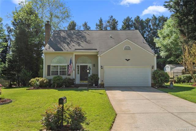 9415 Cedar River Road, Huntersville, NC 28078 (#3500386) :: MECA Realty, LLC