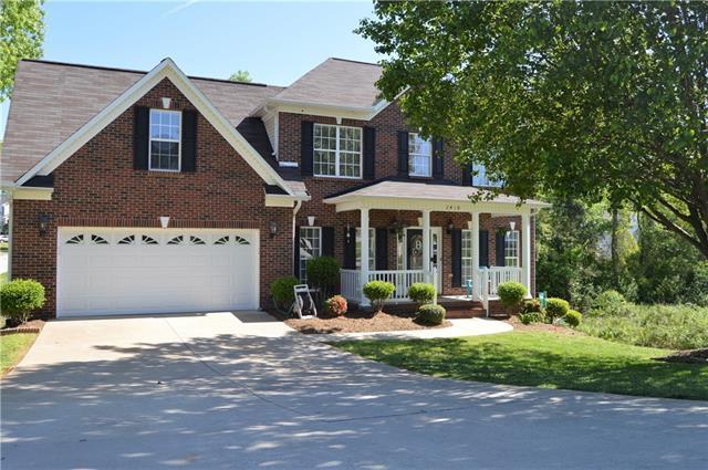 2418 27TH AVENUE Circle NE, Hickory, NC 28601 (#3500483) :: Stephen Cooley Real Estate Group