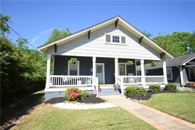 813 E 35th Street, Charlotte, NC 28205 (#3500536) :: Homes Charlotte