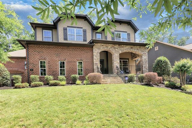 14305 Old Vermillion Drive, Huntersville, NC 28078 (#3500572) :: Homes Charlotte