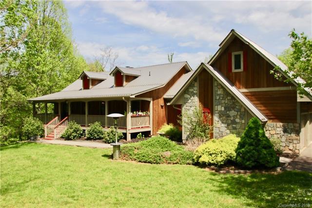 294 Parrish Farms Road, Waynesville, NC 28786 (#3500603) :: Cloninger Properties