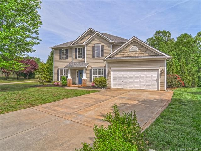 155 Trotter Ridge Drive, Mooresville, NC 28117 (#3501063) :: The Ramsey Group