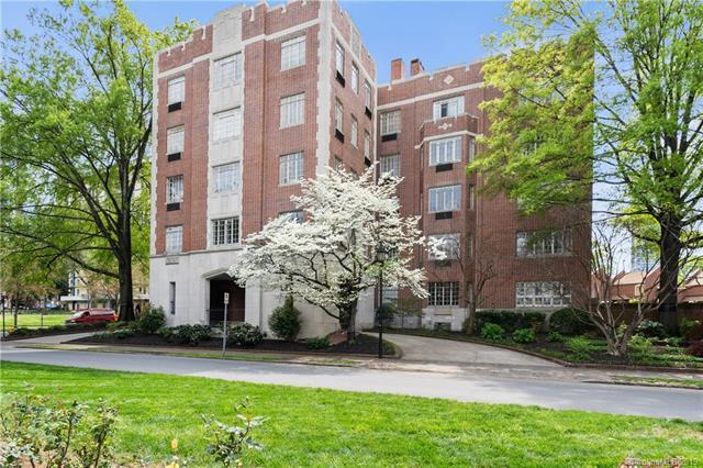 301 10th Street #307, Charlotte, NC 28202 (#3501110) :: The Ramsey Group