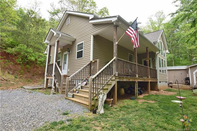 87 Huntington Drive, Swannanoa, NC 28778 (#3501211) :: Team Honeycutt