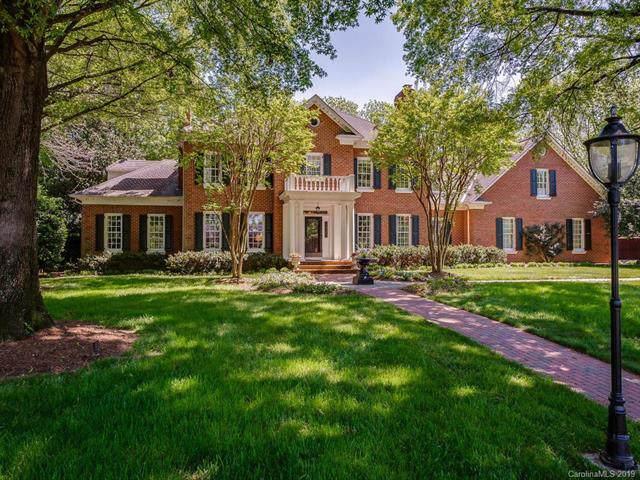 2737 Lemon Tree Lane, Charlotte, NC 28211 (#3501352) :: LePage Johnson Realty Group, LLC