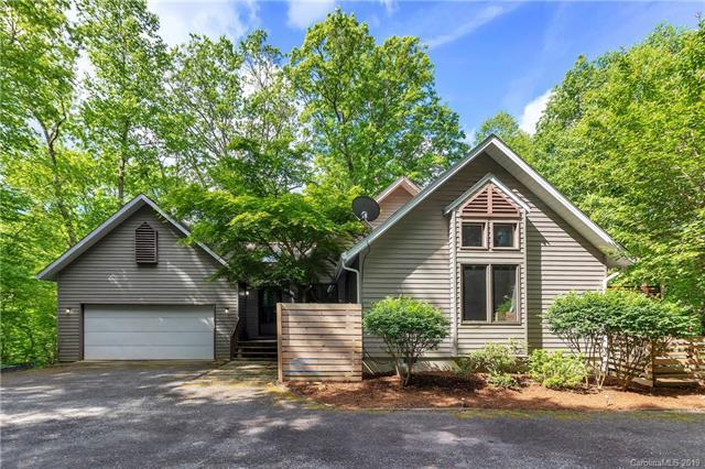 162 E Falls View Drive, Pisgah Forest, NC 28768 (#3501370) :: Keller Williams Professionals