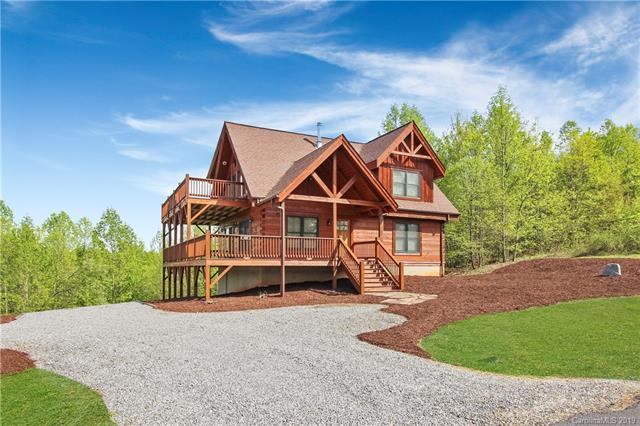 453 Grandview Peaks Drive #18, Nebo, NC 28761 (#3501482) :: Zanthia Hastings Team
