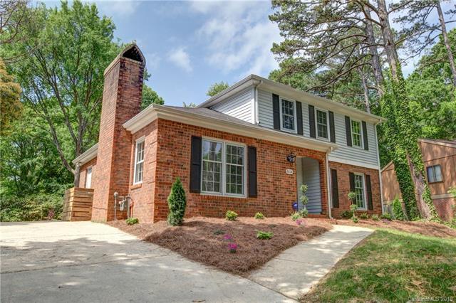 6614 Woodmont Place, Charlotte, NC 28211 (#3501545) :: MECA Realty, LLC
