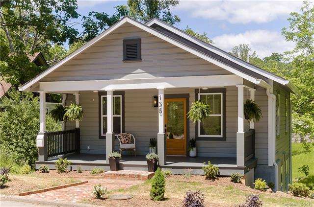 158 Coleman Avenue, Asheville, NC 28801 (#3501634) :: Homes Charlotte
