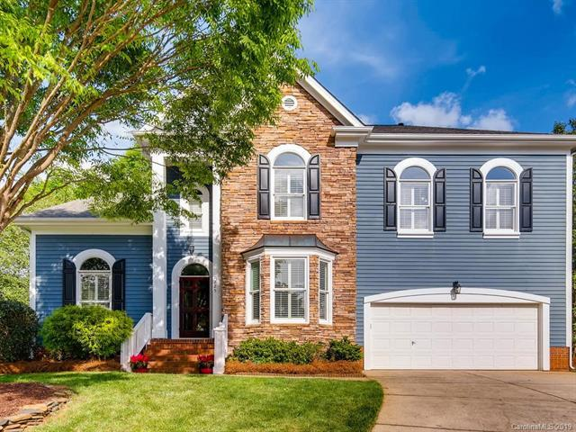 7225 Deloach Court, Charlotte, NC 28270 (#3501668) :: Caulder Realty and Land Co.