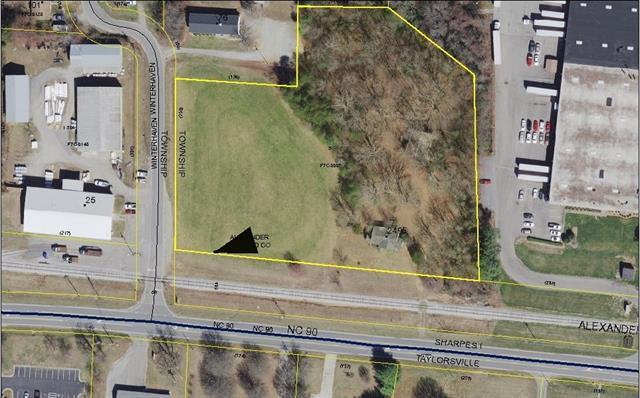 2495 Nc 90 Highway, Taylorsville, NC 28681 (#3501695) :: Exit Realty Vistas