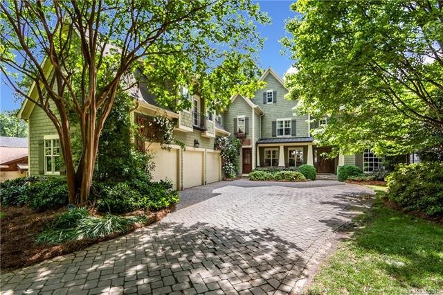 2411 Vernon Drive, Charlotte, NC 28211 (#3501778) :: LePage Johnson Realty Group, LLC