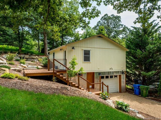 33 and 33 1/2 Campground Road, Asheville, NC 28805 (#3501809) :: Rinehart Realty