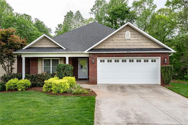 1474 Mayfair Drive, Conover, NC 28613 (#3501854) :: Zanthia Hastings Team