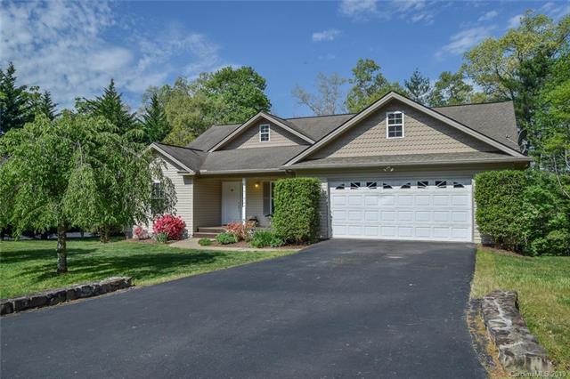 181 Sunset Ridge Drive #29, Etowah, NC 28729 (#3501949) :: Homes Charlotte