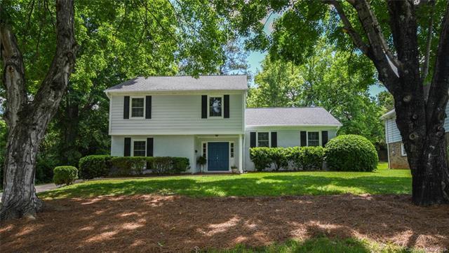 4243 Glenfall Avenue, Charlotte, NC 28210 (#3502125) :: Rinehart Realty