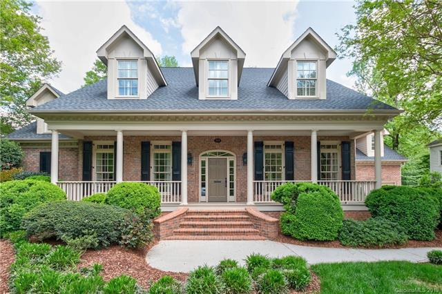 709 Hungerford Place, Charlotte, NC 28207 (#3502143) :: Bluaxis Realty
