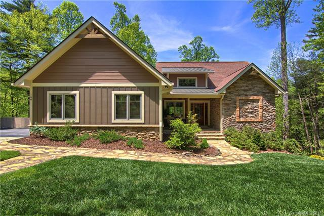 160 Flameleaf Lane, Hendersonville, NC 28739 (#3502145) :: Keller Williams Professionals