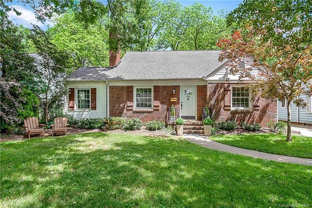 1422 Morningside Drive, Charlotte, NC 28205 (#3502211) :: Stephen Cooley Real Estate Group