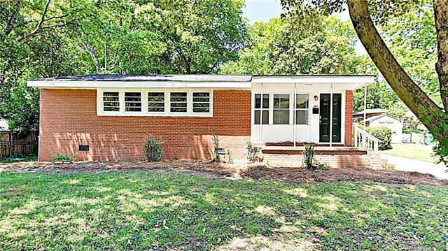 3517 Eastwood Drive, Charlotte, NC 28205 (#3502325) :: LePage Johnson Realty Group, LLC