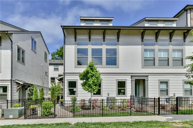 2518 Marshall Place, Charlotte, NC 28203 (#3502411) :: Homes Charlotte