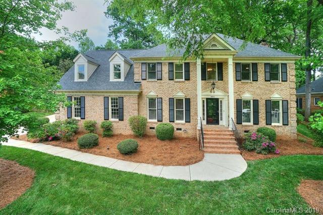 8925 Pennyhill Drive, Huntersville, NC 28078 (#3502541) :: MartinGroup Properties