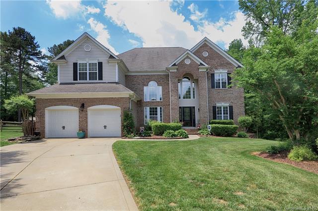 14548 Maclauren Lane, Huntersville, NC 28078 (#3502557) :: Caulder Realty and Land Co.