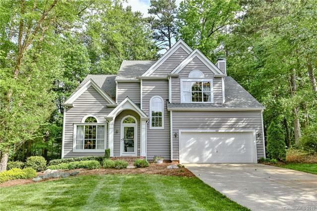6900 Buckspring Lane, Charlotte, NC 28269 (#3502575) :: Stephen Cooley Real Estate Group