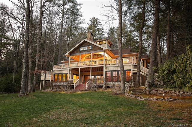 2012 West Club Boulevard 88R, Lake Toxaway, NC 28747 (#3502810) :: The Ramsey Group